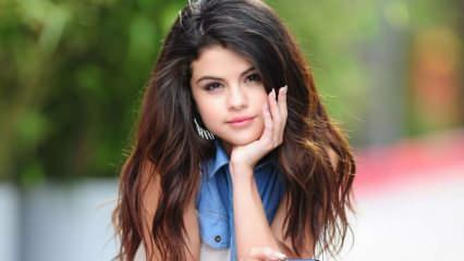 Selena Gomez'den koronavirüs için anlamlı bağış!