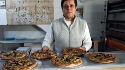 Sinop'un ilk pizzacısı tarih oldu