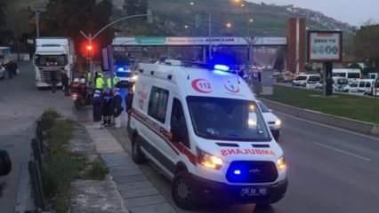 Şoke eden olay! Ambulansı kaçırdı, test talep etti