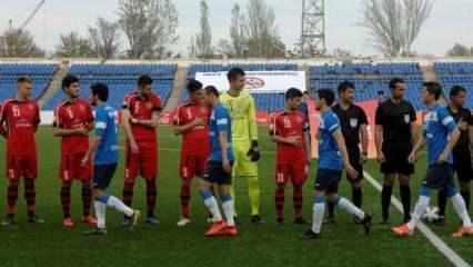 Tacikistan liglere ara vermiyor