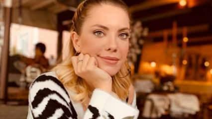 Ünlü oyuncu Eda Ece yemek programlarına meydan okudu: Beni bekleyin!