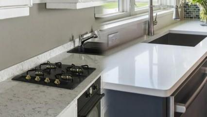 Mutfak tezgahı nasıl seçilir? En kullanışlı mutfak tezgahı modelleri 2020
