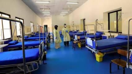 Somali'den önemli hamle: Virüs tanı laboratuvarı kuruldu