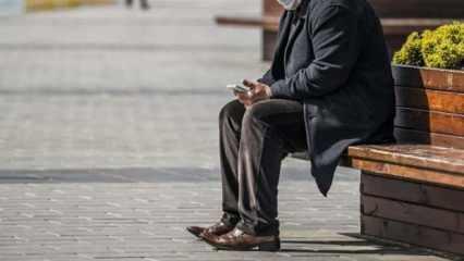 65 yaş üstü insanların yüzde 90,6'sı sokağa çıkma yasağını doğru buluyor