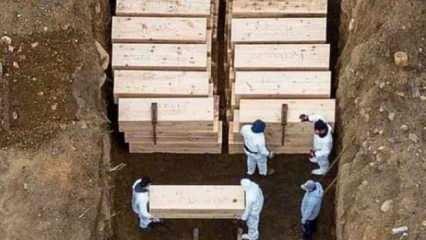 ABD'den toplu mezar açıklaması!
