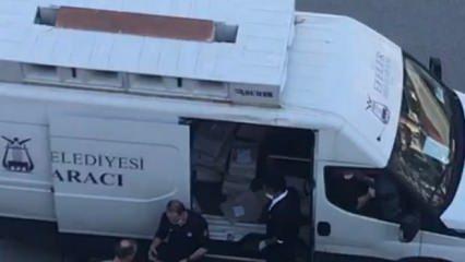 CHP'li belediyeler ekmek yerine gazete dağıttı!