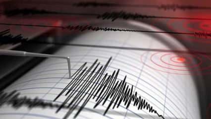 Van'da deprem! Bitlis ve Şırnak'ta da hissedildi!