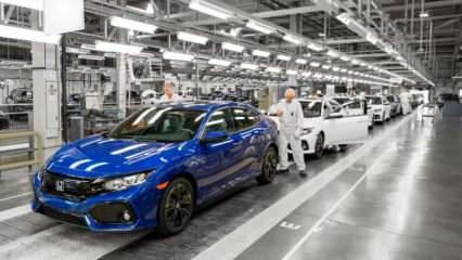 Honda üretime verdiği arayı tekrar uzattı!
