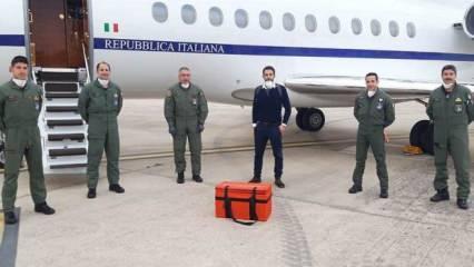 İtalyan ekip kök hücre için Türkiye'ye geldi