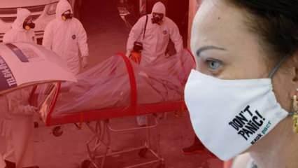 Koronavirüste son dakika gelişmesi! İran kritik sınırı aştı! ABD, Rusya ve dünyada en kara gün