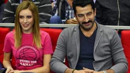 Sinem Kobal ve Kenan İmirzalıoğlu çifti market alışverişini şoföre yaptırıyor