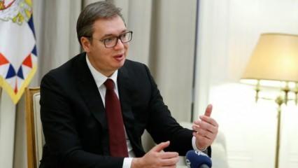Sırbistan Cumhurbaşkanı Vucic'in oğlu koronavirüse yakalandı