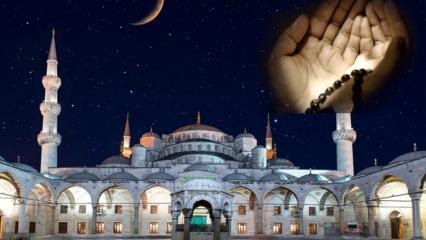 2021 Ramazan İmsakiyesi! İlk iftar saat kaçta? İstanbul imsakiyesi sahur ve iftar saati