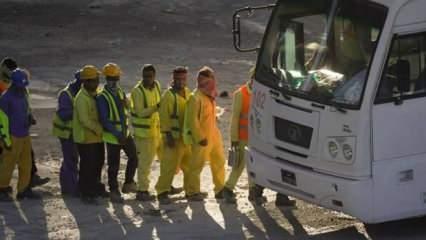 Katar'da 5 işçide koronavirüs çıktı, stadyum inşaatına ara verilmedi