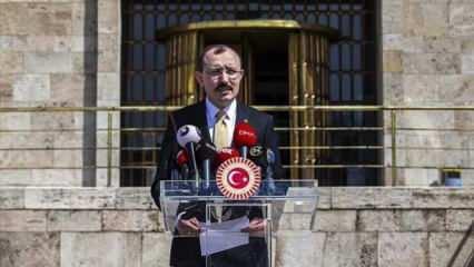 AK Parti'den 15 maddelik yeni teklif