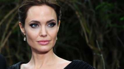 Angelina Jolie sosyal izolasyon sürecinde aile içi şiddet uyarısında bulundu!