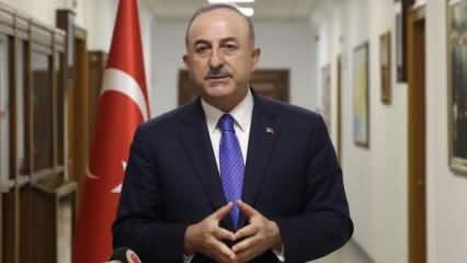 Çavuşoğlu: BM Güvenlik Konseyi koronavirüs konusunda geç kaldı