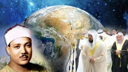 Kuran en güzel nasıl okunur? Dünya Kuranı Kerim okuma birincileri! Kuranı güzel okuyan hafızlar