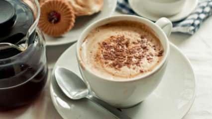 Evde cappuccino nasıl yapılır? Cappuccino yapmanın püf noktaları
