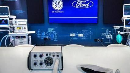 Ford sosyal mesafeyi korumak için bileklik geliştirdi