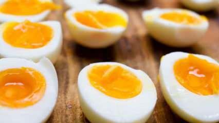Haşlanmış yumurta nasıl saklanmalı? İdeal yumurta haşlamanın püf noktaları