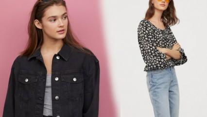 H&M Nisan ayı en çok satan ürünler! H&M ilkbahar koleksiyonu