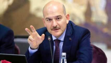 İçişleri Bakanı Soylu'nun istifası kabul edilmedi! Süleyman Soylu görevine devam edecek!