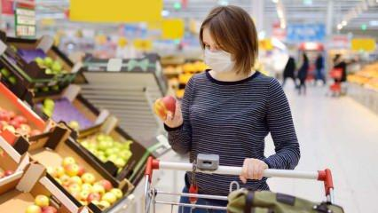 Market alışverişinde koronavirüse karşı nasıl önlem alınmalı, sosyal izolasyon nasıl olmalı?
