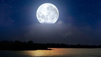 Rüyada ay görmek hayırlı mıdır? Rüyada ay ve güneşi aynı anda görmek nasıl tabir edilmektedir?