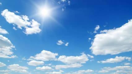 Rüyada gökyüzü görmek ne anlama gelir? Rüyada gökyüzü görmenin detaylı tabirleri