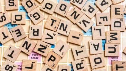 Scrabble nasıl oynanır? Scrabble oyunun kuralları nelerdir?