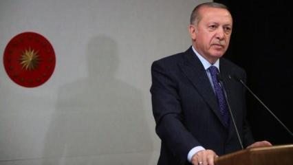 Son dakika haberi: Cumhurbaşkanı Erdoğan'dan infaz kanunu açıklaması