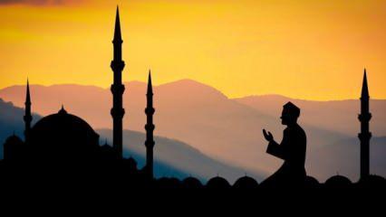 Bin aydan daha hayırlı Kadir Gecesini barındıran Ramazan ayı başlıyor: İlk sahur bu gece