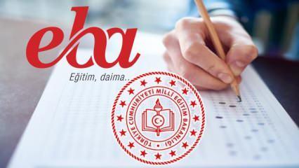EBA TV konuları sınavlarda sorulacak mı?
