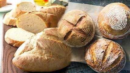 Evde ekmek yapımı tarifi! Hem iftar hem sahur sofrasına yakışacak enfes ekmek nasıl yapılır?