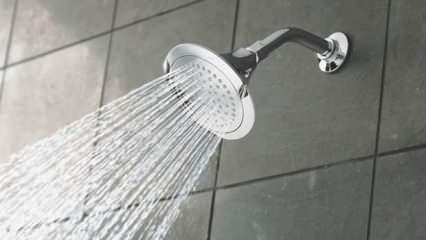 Duş almak orucu bozar mı? Oruçluyken banyo yapılır mı?