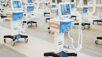 Solunum cihazı çok etkili olacak, Vefat sayılarının önemli bölümünü azaltacak!