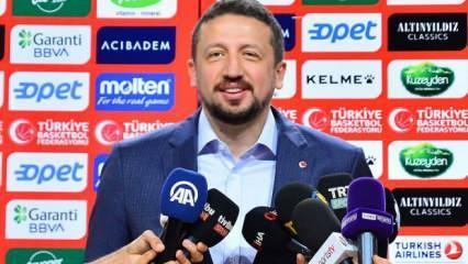 Hidayet Türkoğlu: Yeni sezonu daha erken başlatma düşüncemiz var