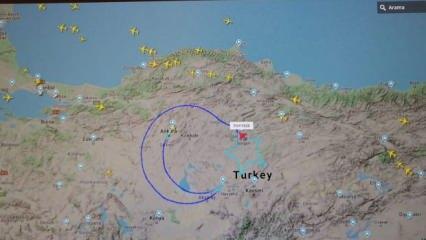 THY'den 23 Nisan'ın 100. yılında özel bir uçuş: TK1920