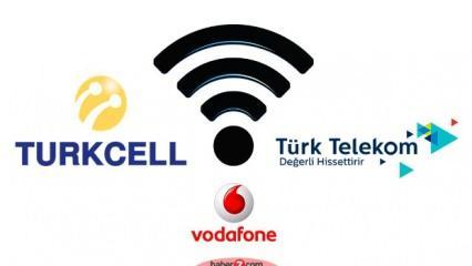 Turkcell, Türk Telekom, Vodafone 1 GB bedava internet nasıl alınır?