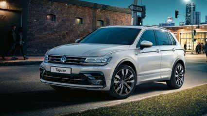 Volkswagen Tiguan rekor kırdı!