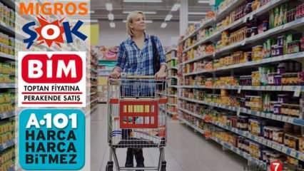 Marketler hafta sonu açık olacak mı? BİM A101 ŞOK MİGROS 9 Mayıs 10 Mayıs'da açık mı?