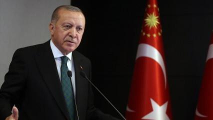 Başkan Erdoğan'dan Ali Erbaş açıklaması: Söyledikleri sonuna kadar doğrudur