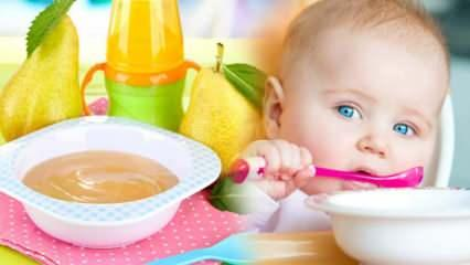 Bebek muhallebisine kaçıncı ayda başlanır? Sade irmikli bebek muhallebisi tarifi