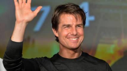 Dünyada kelime başına en çok kazanan oyuncu Tom Cruise oldu! Peki Tom Cruise kimdir?