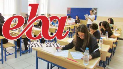 EBA uzaktan eğitimden sınav yapılacak mı? MEB bakanı açıkladı!