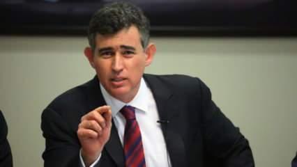 Feyzioğlu'ndan Ankara Barosu'na tepki: Tasvip etmek mümkün değil