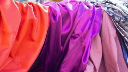 İpek kumaş nasıl temizlenir? İpek kıyafetleri yıkamanın püf noktaları