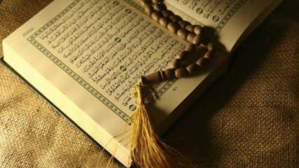 Ramazan ayında hangi zikirler çekilmelidir? Ramazan ayı boyunca çekilmesi önerilen tespihler