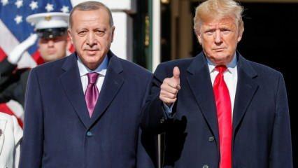 Erdoğan'dan Trump'a mektup! Kongre ve ABD basınına açık mesaj